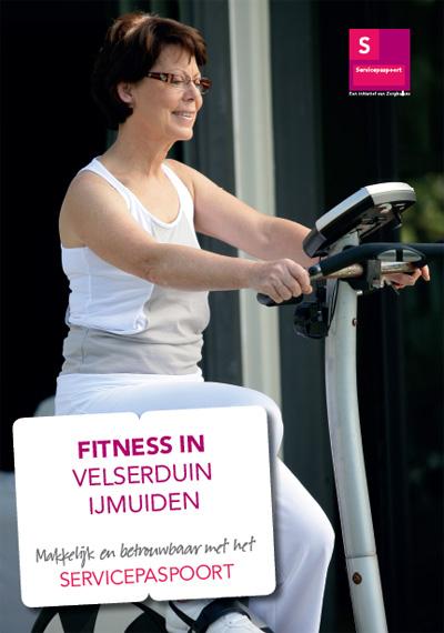 voorkant - folder Fitness VDIJ