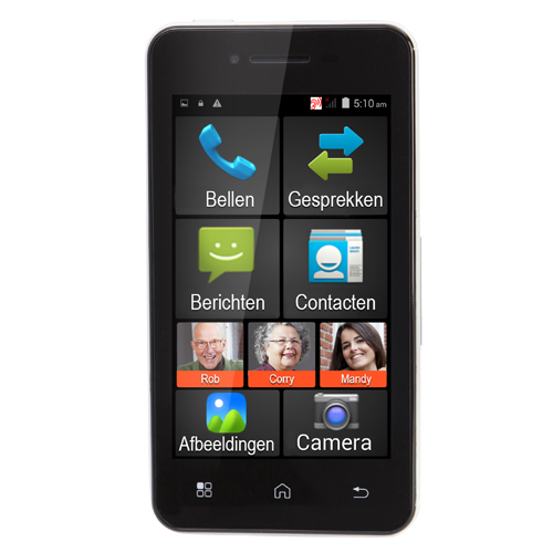 Smartphone Fysic